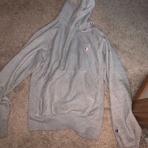 Oxford Gray Champion Hoodie
